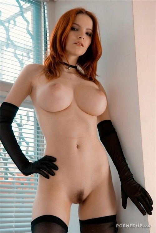 Confirm. redhead big tits long hair