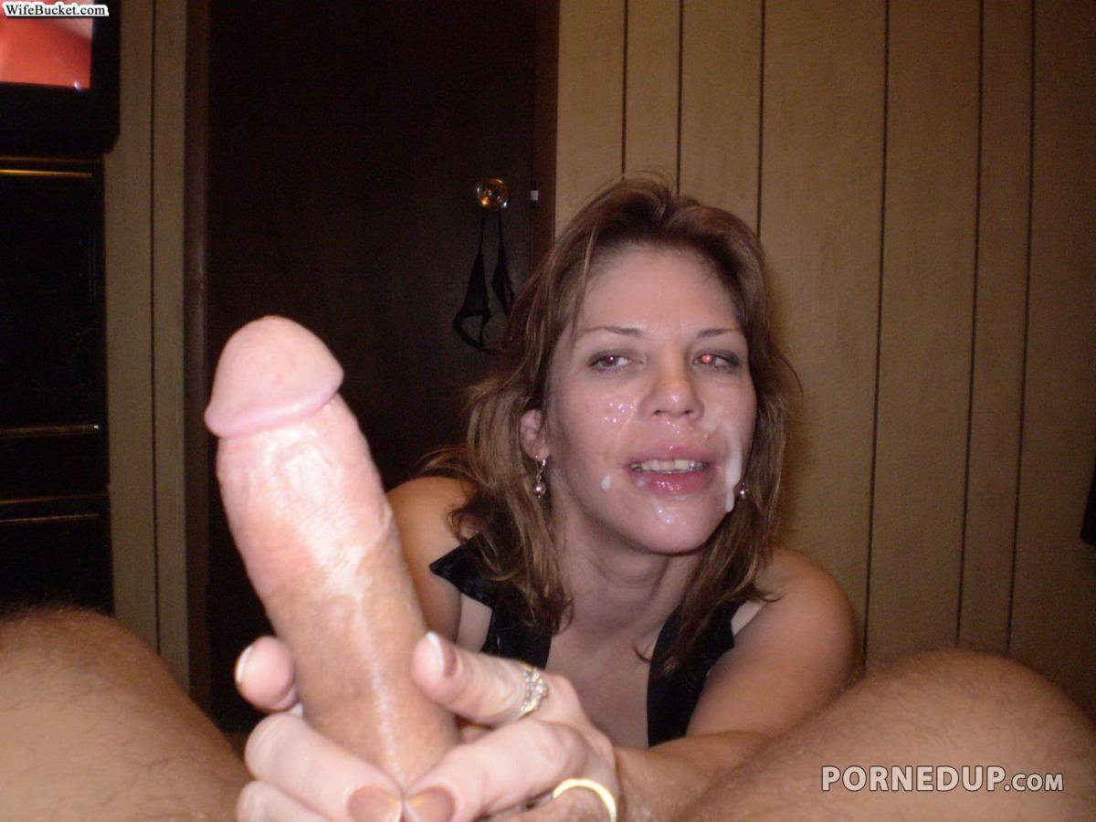 I Cum Twice on Milfs Face - Free Porn Videos - YouPorn