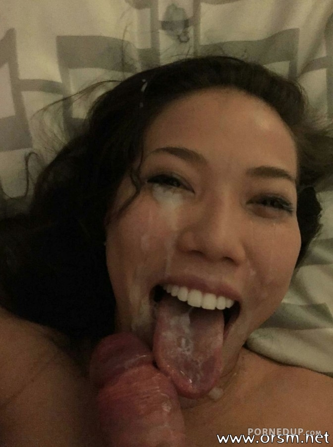 Asian Amateur Blowjob Facial