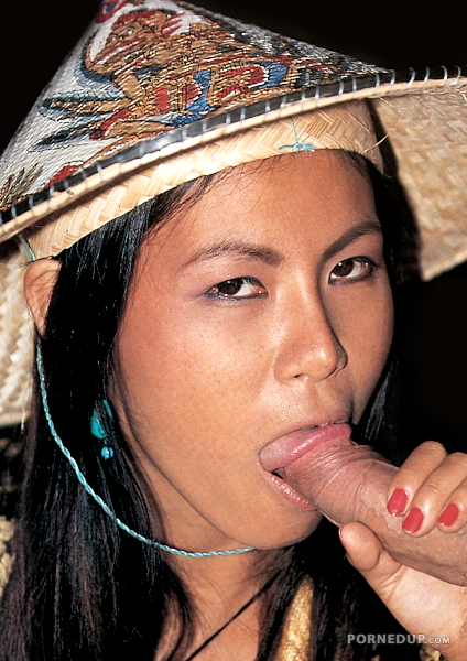 asian sucker
