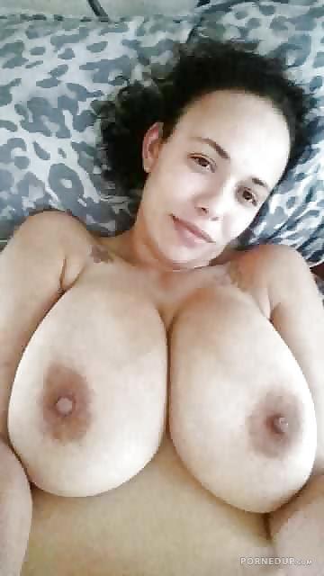 selfie milf Big amateur tit
