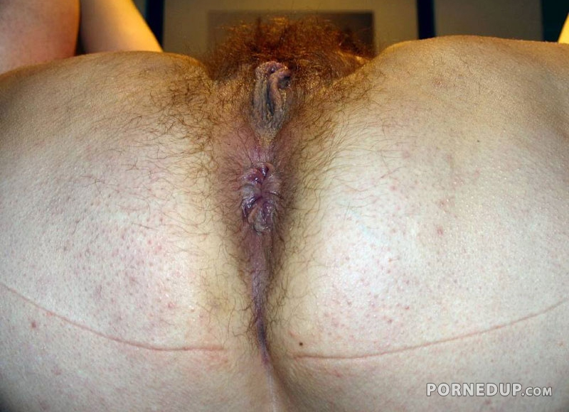 Hairy granny strip squirt