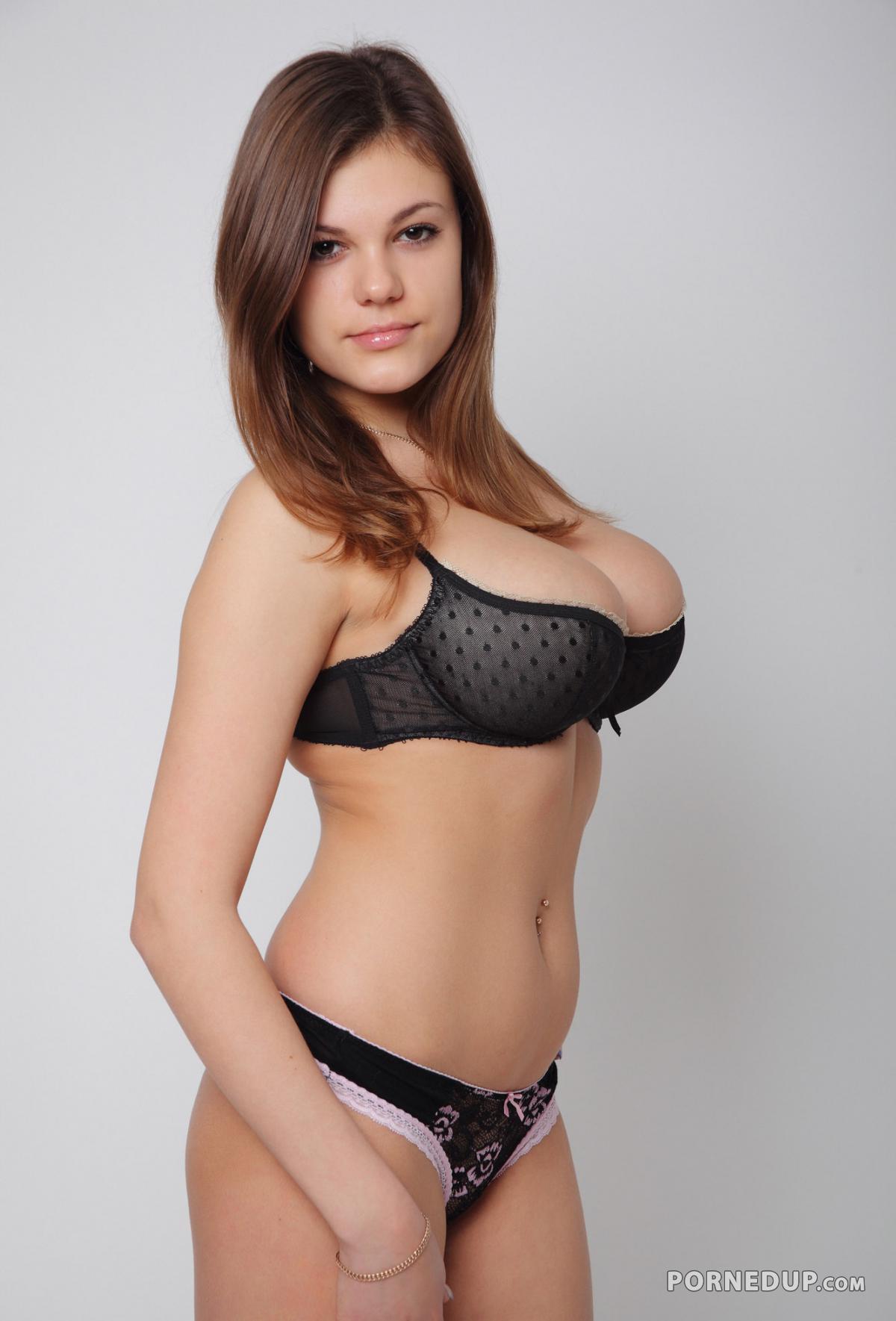 Big boobs in bras