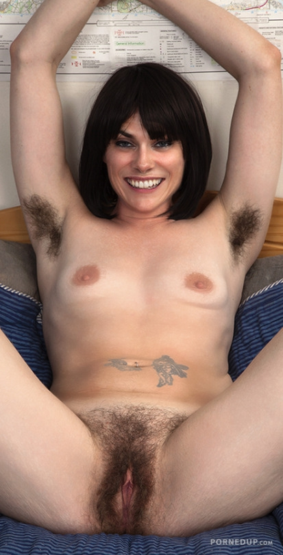 Hairy pits and pussy