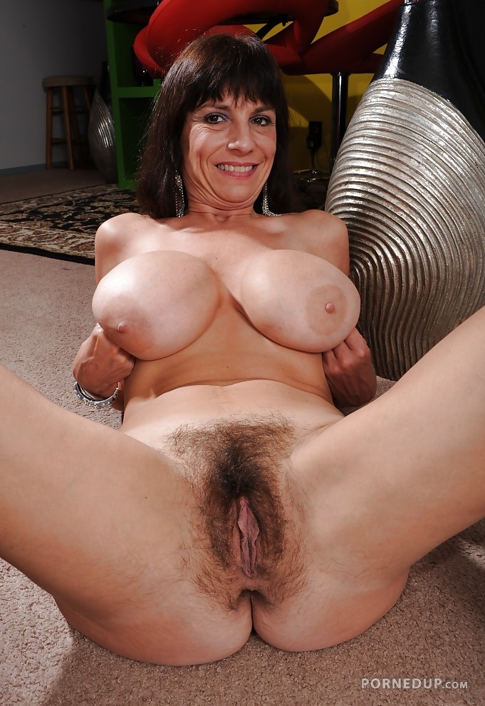 Hairy Mature Big Nipples