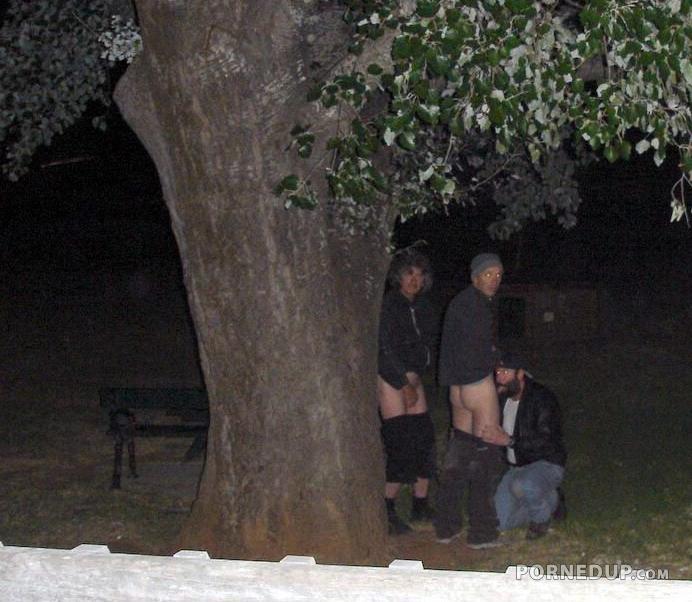 сосут у бомжей фото девушка предстает