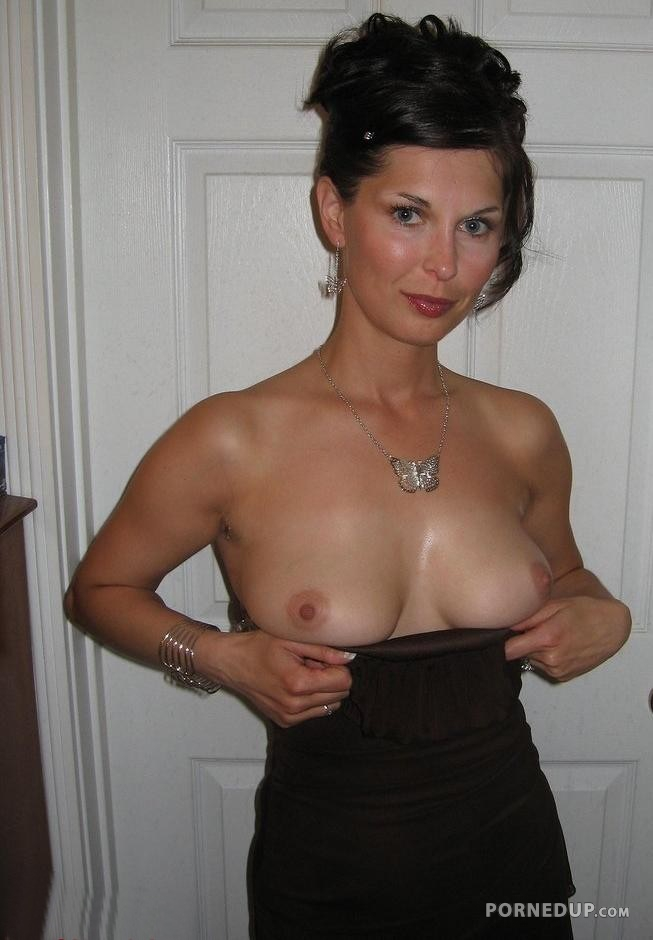 Milfs showing tits