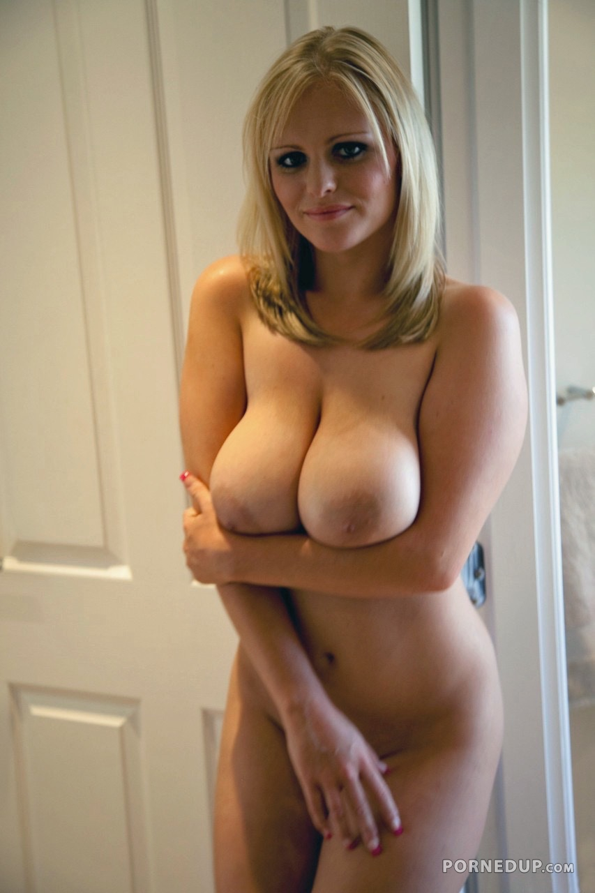 Something and Blonde milf with big natural tits opinion obvious