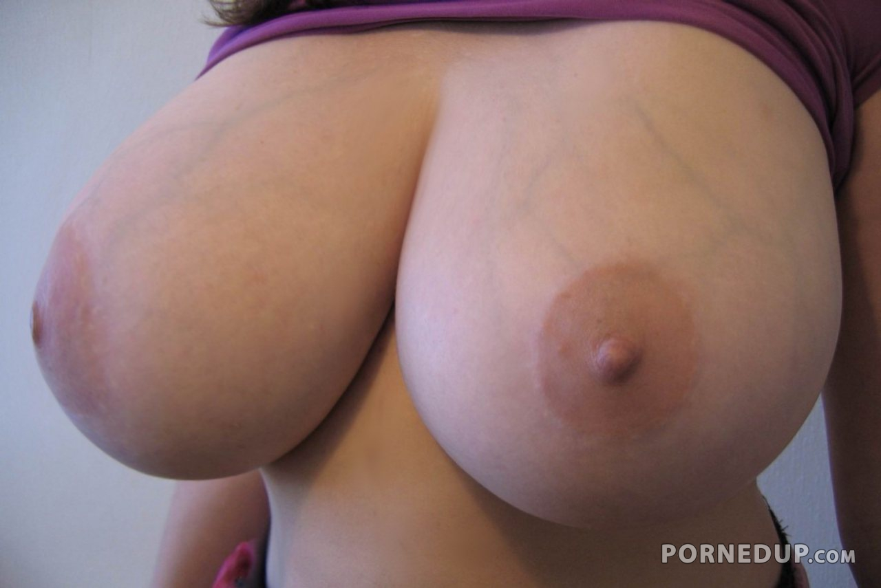 Huge Natural Tits - Porned Up-6172