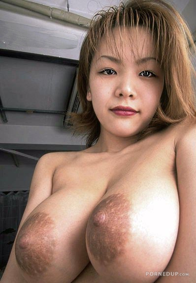 Insanely Huge Nipples On This Asian - Porned Up-7343