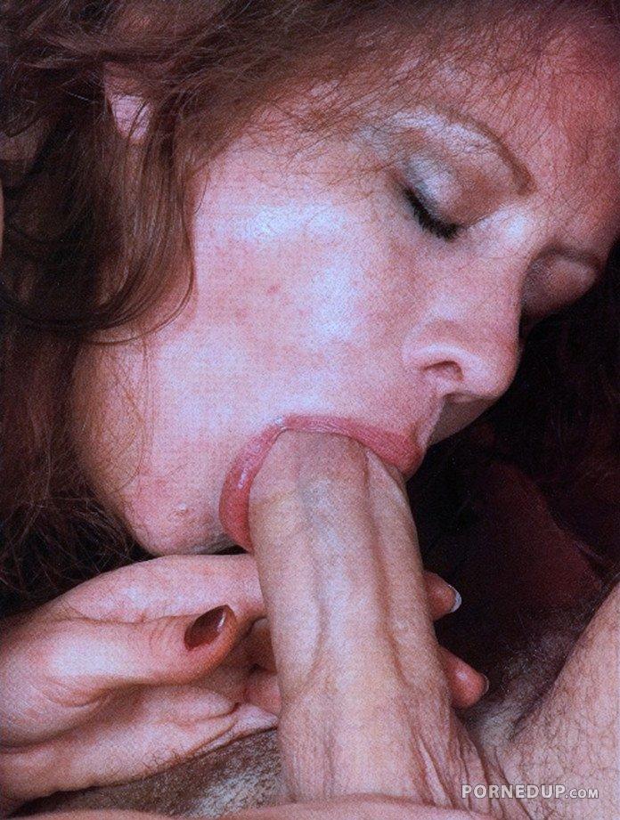 Redhead girl blowjob not