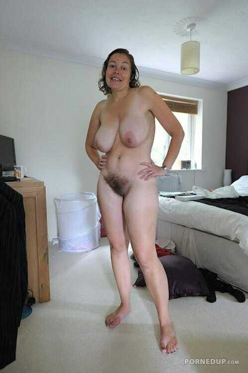 Solo Mature Saggy Hairy