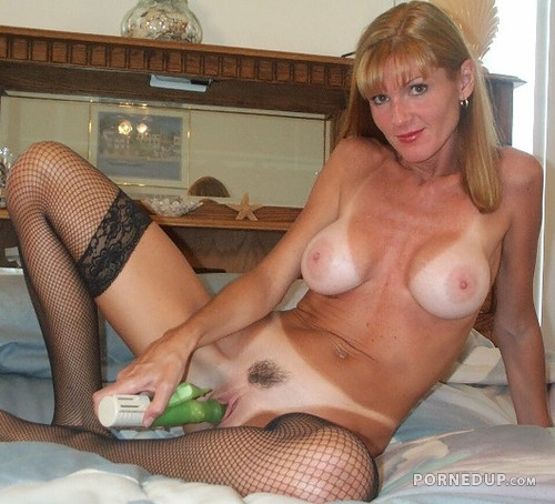 Tan Line Milf - Porned Up-6360