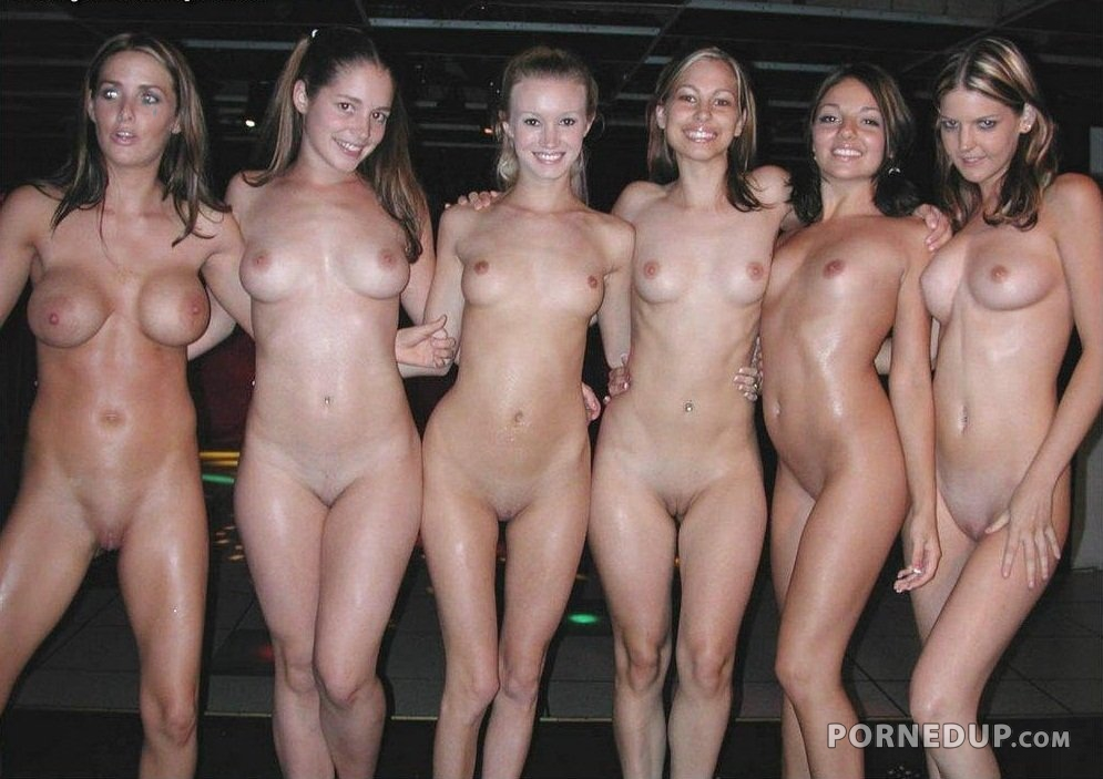 Group Nude Teens