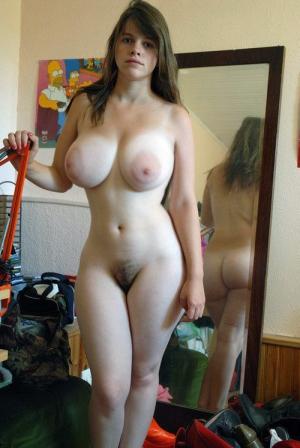 Nude pics hairy busty