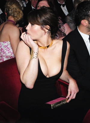 Gemma Arterton Cleavage