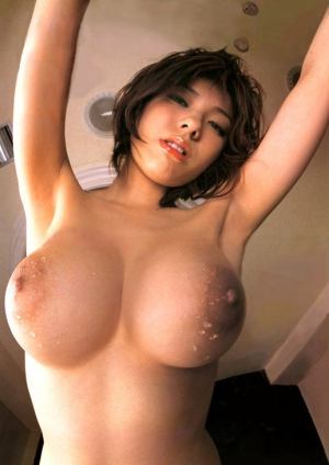 huge japanese boobs