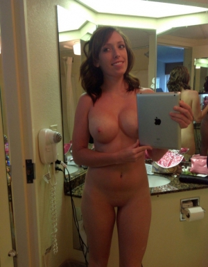 Butterface wife nude