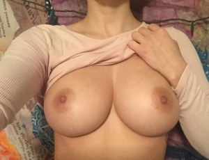 Perfect pair of boobs