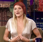 Cameron Diaz on TV Show