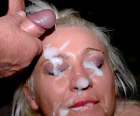 Facial at the club