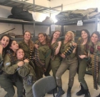 Sexy Army Girls With Heavy Armory