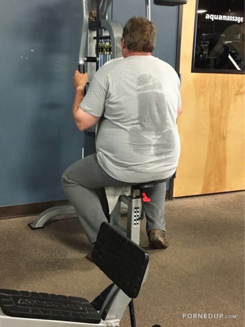 Total Dick At The Gym